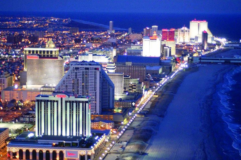 Kasino Atlantic City akan Mulai Dibuka Kembali pada 2 Juli