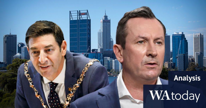 Gagal menyalakan Perth seperti 'melipat tangan poker yang sempurna'