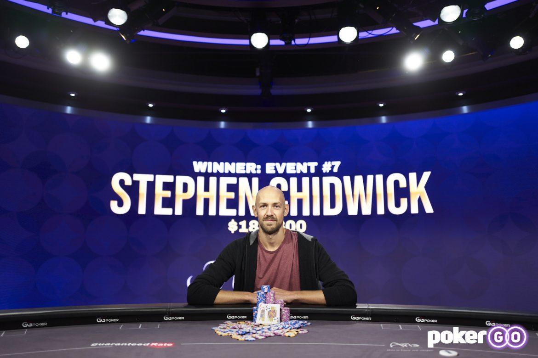 Stephen Chidwick Memenangkan Acara Poker Masters 2021 #7 seharga $ 183,600