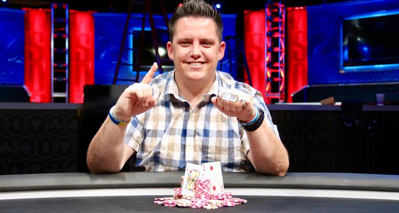Dealer Caesars Palace Memenangkan Acara Karyawan Poker Seri Dunia