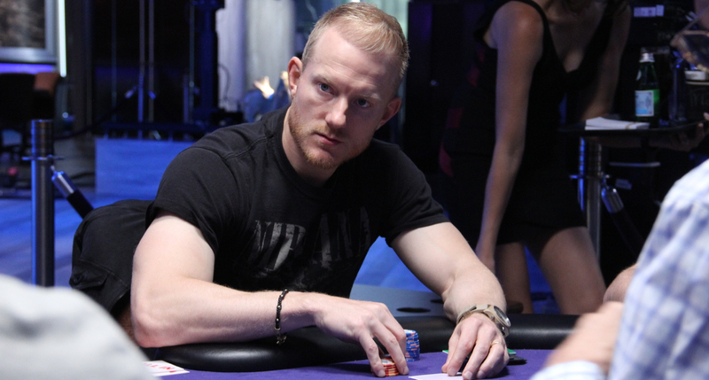 Jason Koon Memiliki Hari Minggu Liar Di World Series Of Poker