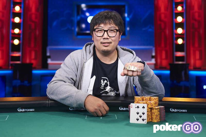 Long Ma Mengalahkan 12.975 Entri Untuk Memenangkan Acara Reuni Poker Seri Dunia